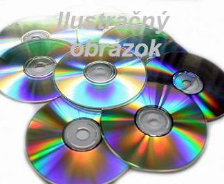 DVD médiá